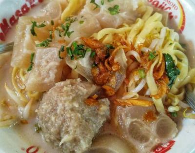 Mau Makan Mie Kocok Bandung di Jakarta? Ini Pilihan Warungnya