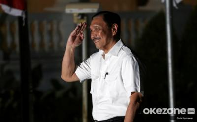 Karier Menko Luhut 3 Kali Rangkap Jabatan Menteri
