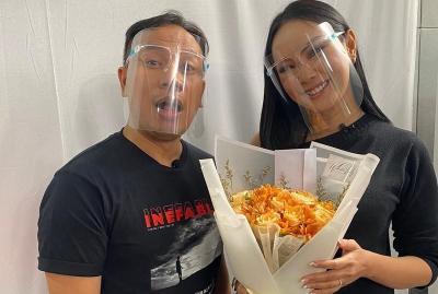 Vicky Prasetyo Bongkar Tanggal Pernikahannya dengan Kalina Ocktaranny