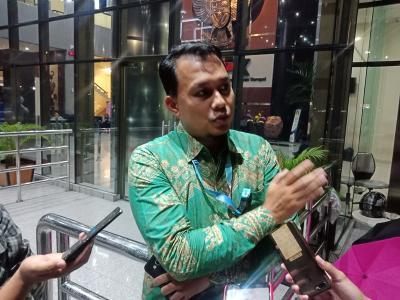 KPK Kaji Penerapan Pasal Pencucian Uang untuk Edhy Prabowo
