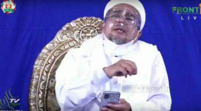 Sempat Menghilang, Habib Rizieq Malah Berceramah di Acara 212