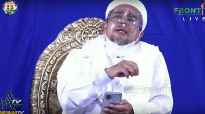 Habib Rizieq: Tak Boleh Lagi Ada Politik Adu Domba Berdasar Golongan