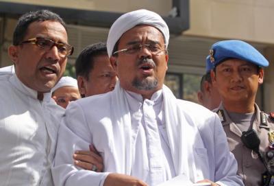 Gaungkan Revolusi Akhlak, Habib Rizieq: Kita Tak Pernah Berniat Memberontak