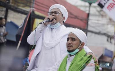 Revolusi Akhlak, Habib Rizieq Ajak Hijrah ke Sistem Berbasis Tauhid