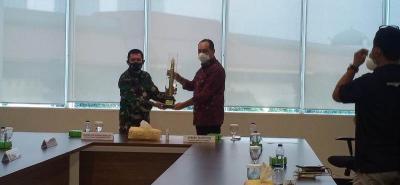 Kunjungi MNC Group, Kapuspen TNI Yakin Akan Ada Banyak Kerjasama