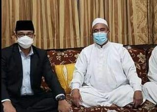 Habib Rizieq Doakan Anies Baswedan Segera Sembuh dari Covid-19