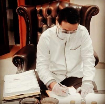 Lawan Covid-19, Wagub DKI Ariza Belajar dari Pasien yang Sudah Sembuh