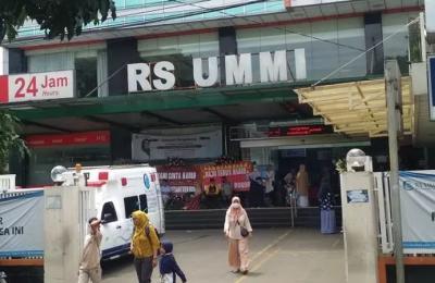 Polisi Periksa 3 Dokter RS Ummi Terkait Tes Swab Habib Rizieq
