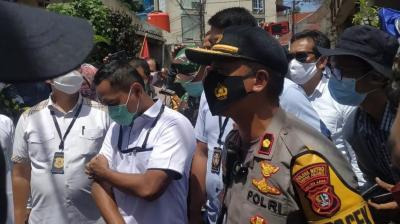 Polisi Diusir dari Petamburan, FPI : Tidak Ada Instruksi