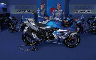 Didukung Monster Energy, Sahara Yakin Suzuki Makin Berbahaya di MotoGP 2021