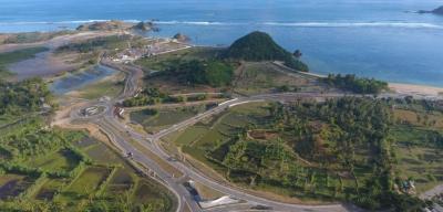 Begini Kondisi Terkini Pembangunan Sirkuit Mandalika, Venue MotoGP Indonesia 2021