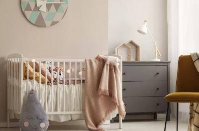 Pilih Warna Cat Kamar  yang Tepat Berdasarkan Psikologis Anak