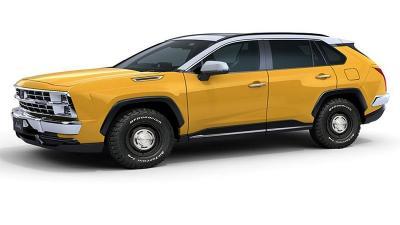 Luar Biasa, Mobil Mitsuoka Buddy Diborong hingga 2023