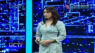 Puji Aksi Karen Rantung 'Ashanty KW' di Indonesian Idol, Anang: Keren Bun!