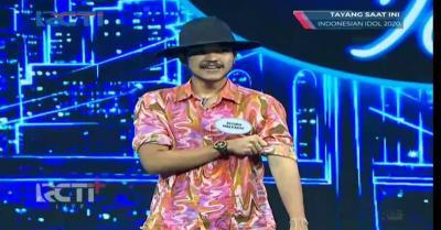 Janji Elijah Meleachi Cukur Kumis saat Lolos Eliminasi Indonesian Idol