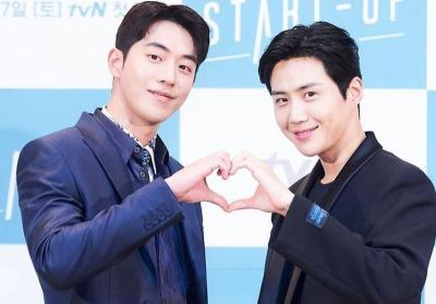 Adu Karakter Antara Han Ji-pyeong dan Nam Do-san di Serial Start-Up