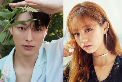 Jang Ki Yong dan Lee Hyeri Dikonfirmasi Bintangi Frightening Cohabitation