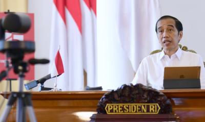 IHSG dan Rupiah Menguat, Jokowi: Harus Kita Jaga
