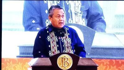Gubernur BI: 9 Bulan Lawan Covid-19, Masa Kritis Sudah Berlalu