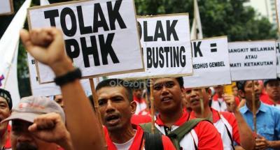 RI Dihadapkan Besarnya Pengangguran akibat PHK Massal, Jokowi: Kita Harus Bergerak Cepat