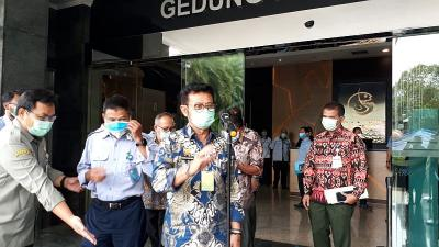 Ditunjuk Jadi Menteri KKP Ad Interim, Mentan Syahrul Langsung Urus Lobster