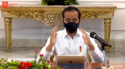Tegas! Jokowi: Buang Ego Sektoral, Jangan Bangun Tembok Tinggi