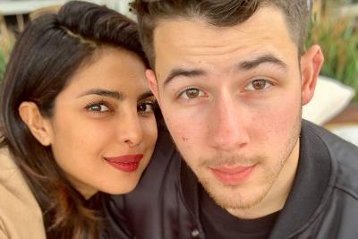 Pesan Cinta Priyanka Chopra dan Nick Jonas di Anniversary Pernikahan ke-2