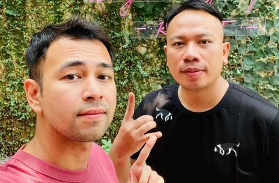 Raffi Ahmad Siap Sponsori Pernikahan Vicky Prasetyo dan Kalina Ocktaranny