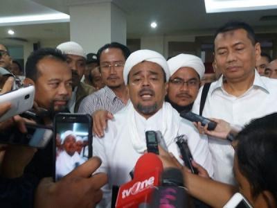 Terima Surat Panggilan, FPI Belum Bisa Pastikan Habib Rizieq Hadiri Pemeriksaan