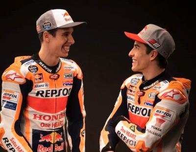 Meski Absen di MotoGP 2020, Alex Merasa Dibantu Marc Marquez