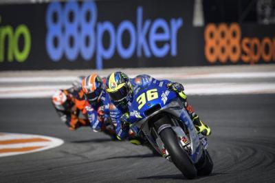 Juara Dunia MotoGP 2020 Membedah Motor Balap Suzuki
