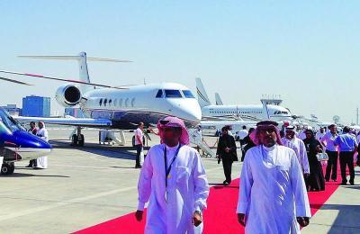 Arab Saudi Tunda Pameran Airshow 2021 karena Covid-19