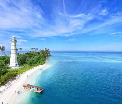 Pulau Banyak Aceh Singkil, Surga Wisata di Barat Indonesia