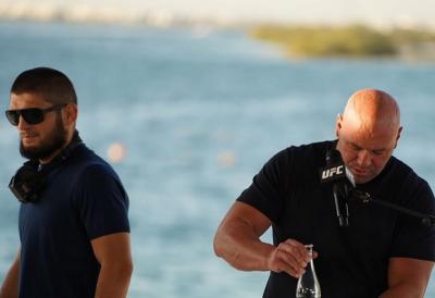 Bakal Bertemu dengan Khabib Nurmagomedov, Presiden UFC Janjikan Hal Ini