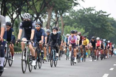 Bersepeda saat Pandemi, Jakarta Cycling Community Beri Tips Aman Gowes dan Berpeloton