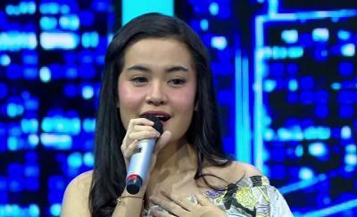 Vokal Imut Sharen Fernandez Sukses Pikat Hati Juri Indonesian Idol