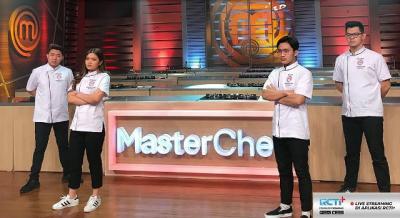 Ditanya Prediksi Top 3 MasterChef Indonesia Season 7, Netizen Beri Jawaban Menggelitik