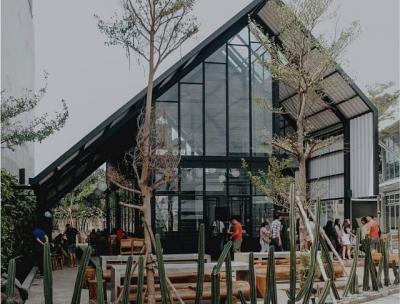 Deretan Kafe Instagenic di Depok, Pas Buat Nongkrong Akhir Pekan