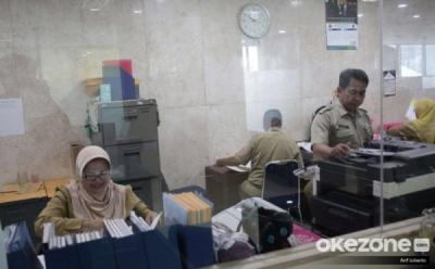 Cek Kondisi Keuangan Negara, Skema Perubahan Gaji PNS Tak Permanen