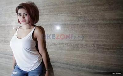 Nikita Mirzani Ancam Tambah Beban Hukuman Ustadz Maheer
