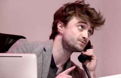 Alasan Daniel Radcliffe Tak Mau Punya Akun Media Sosial