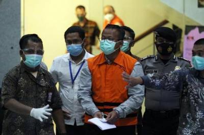 Usut Suap Edhy Prabowo, KPK Panggil Stafsus Menteri Kelautan dan Perikanan
