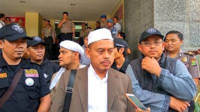 Polisi Tangkap dan Tahan Ustadz Maaher, PA 212: Wow Cepat Sekali