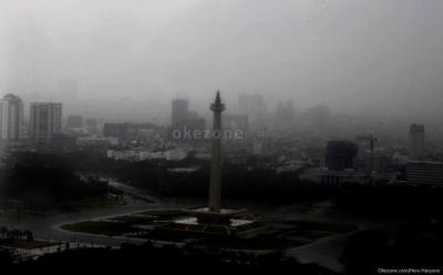 Hari Ini Wilayah DKI Diprediksi Diguyur Hujan