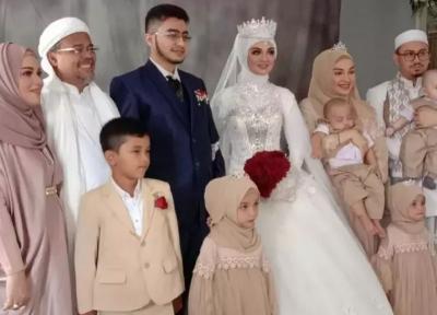 Polisi: Tenda Pernikahan Putri Habib Rizieq Wujud Persiapan Sambut Banyak Orang