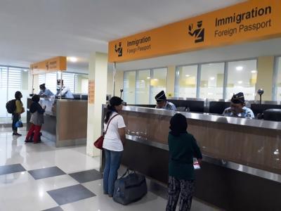 Melanggar Aturan Keimigrasian, 49 WNA Dideportasi