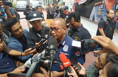 Polda Metro Ancam Tangkap Massa Pengantar Habib Rizieq