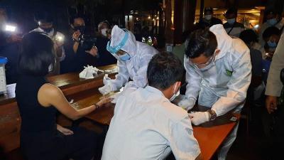 Rapid Test Massal di Tempat Hiburan Malam Bekasi, 1 Pengunjung Reaktif Covid-19