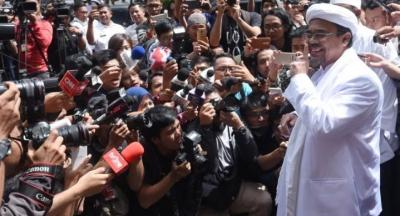 FPI Belum Pastikan Habib Rizieq Penuhi Panggilan Polisi