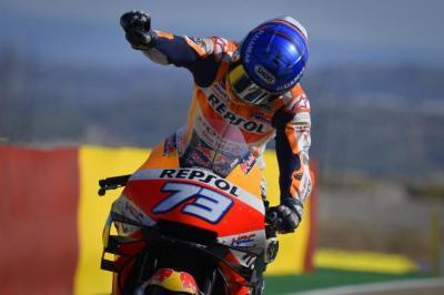 Ikhlas Gabung LCR Honda, Alex Marquez: Ini adalah Langkah Maju